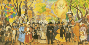 Pintura Diego Rivera