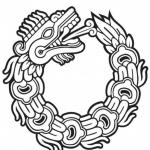 Serpiente emplumada