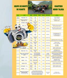Cartel Calendario 2013-2014