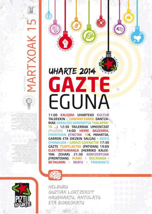 GAzte eguna2014
