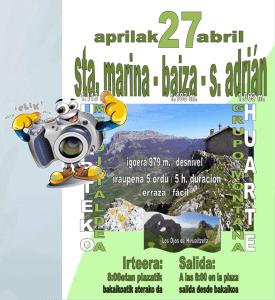 02 Imagen fotos Sta Marina - Baiza - San Adrian