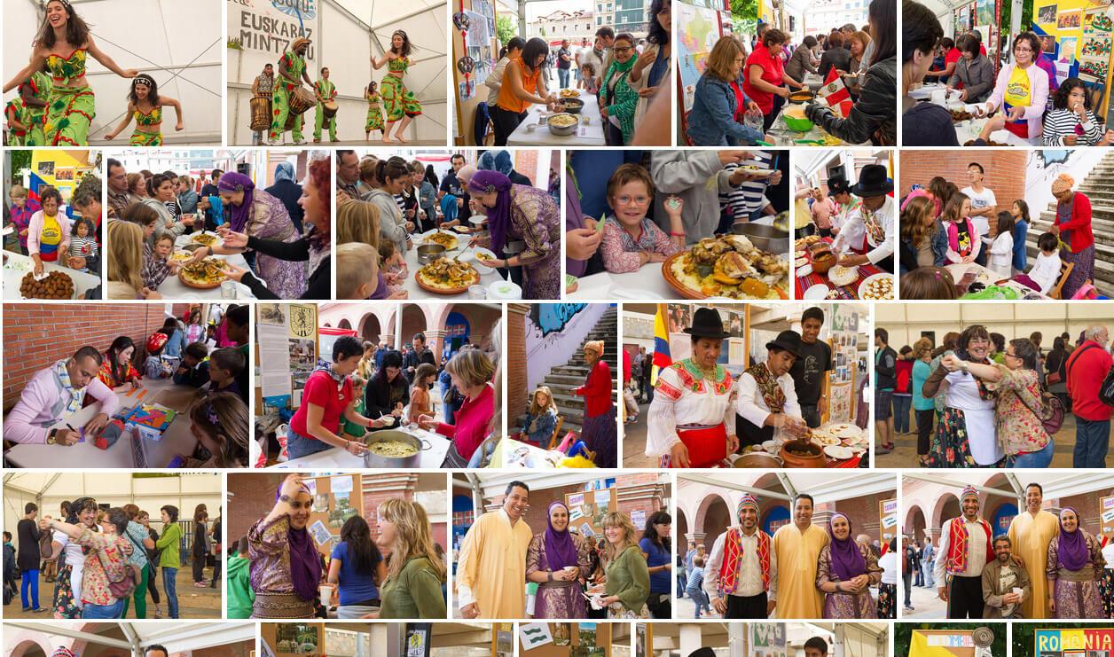 Fiesta Intercultural 2013