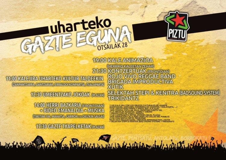 GAZTE EGUNA2015!