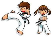 Imagen karate infantil
