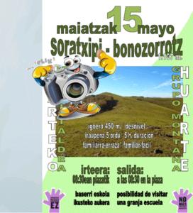 02 Imagen fotos Soratxipi - Bonozorrotz