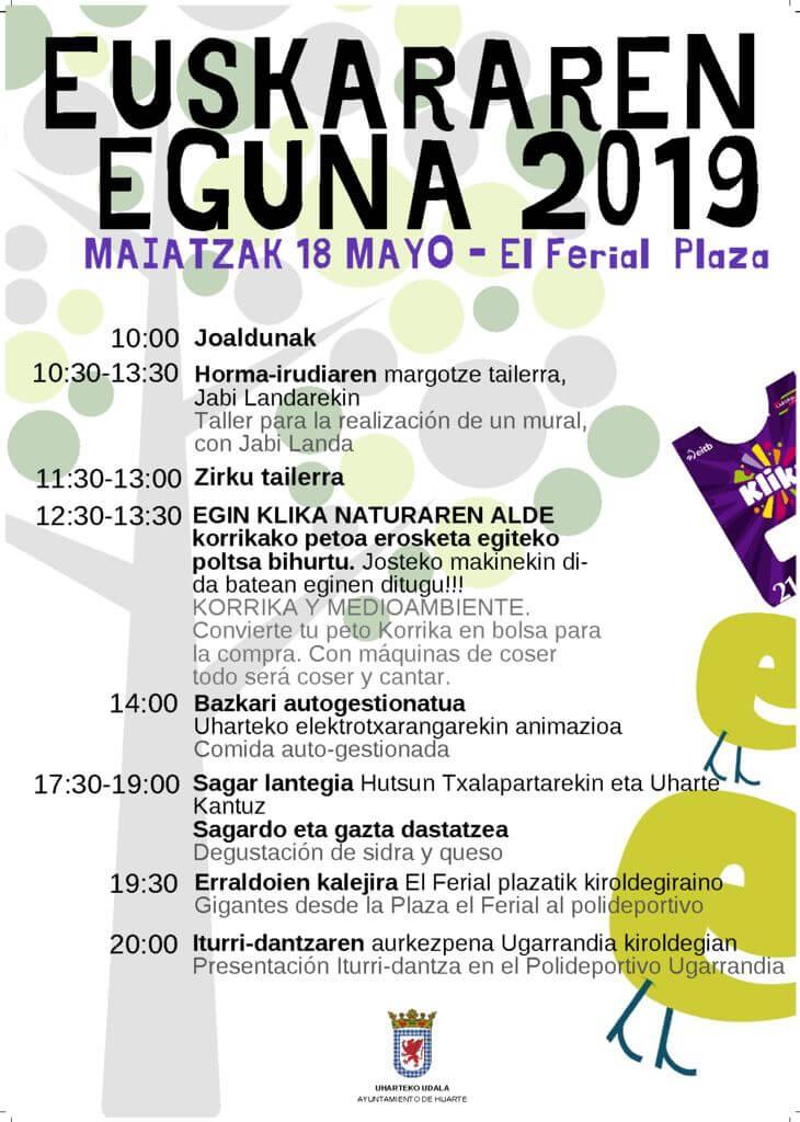 thumbnail of EUSKARAREN EGUNA 2019