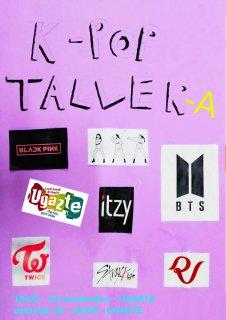 K-pop tailerra kartela