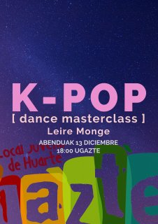 Cartel K_POP masterclass