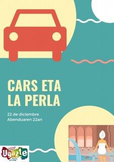 Karting Olaberria eta La Perlara irteera kartela
